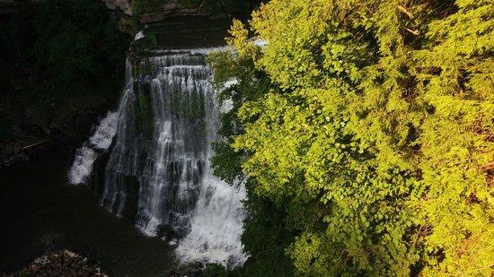 Burgess Falls: Falls