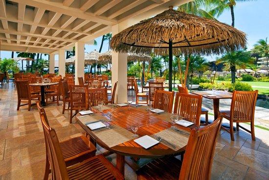 Sheraton Maui Resort & Spa : Black Rock Terrace