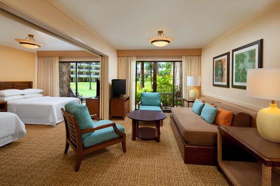 Sheraton Maui Resort & Spa: Ohana Suite