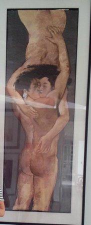 BenCab Museum: lovers