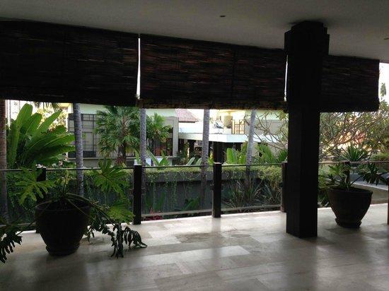 Danoya Villa - Private Luxury Residences: falling apart curtain
