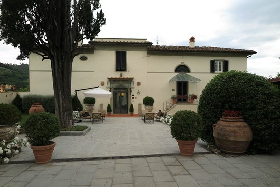 Relais Villa Il Sasso Historical Place : Villa