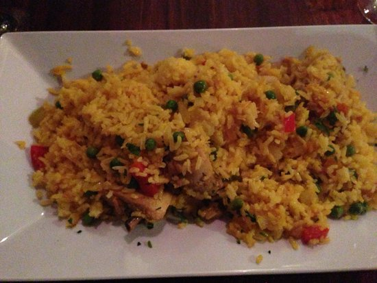 Ropa Vieja Grill : Chicken with Rice