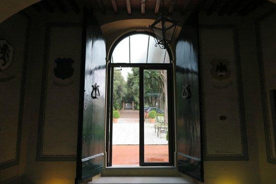 Relais Villa Il Sasso Historical Place : Lobby