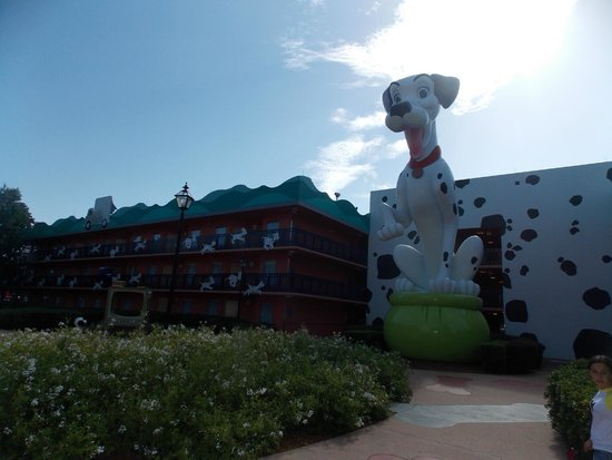 Disney's All-Star Movies Resort: Pongo