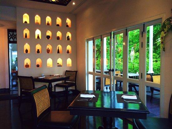 Ping Nakara Boutique Hotel & Spa: Hotel restaurant.