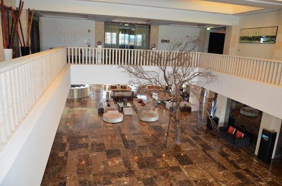 Anantara Vilamoura Algarve Resort: Lobby do hotel Tivoli Victoria-Algarve