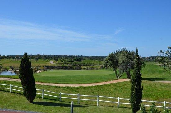 Anantara Vilamoura Algarve Resort: Golf do hotel Tivoli Victoria-Algarve