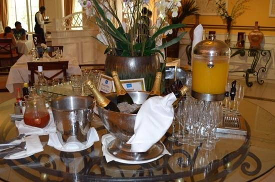 Luxury Bahia Principe Runaway Bay Don Pablo Collection: mimosa & bloody mary