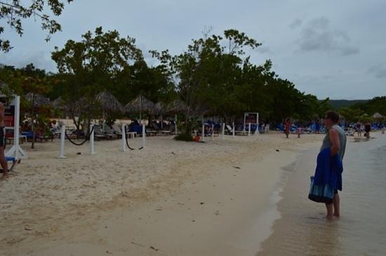 Luxury Bahia Principe Runaway Bay: DP seaction