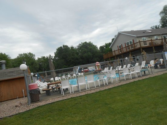 Baraboo Hills Campground: Pool