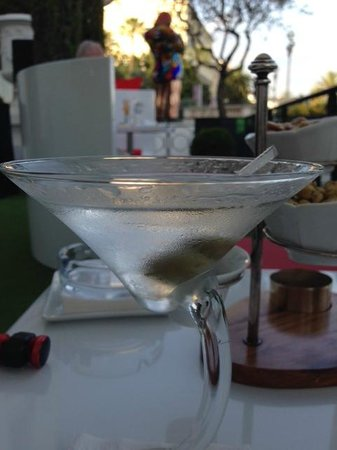 Hotel Negresco: Negresco martini