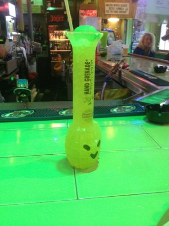 Hand Grenade Picture Of Tropical Isle New Orleans Tripadvisor