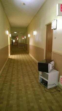 Lakeway Resort and Spa : Hallway