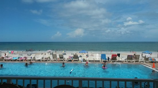 Best Western Castillo Del Sol: first floor balcony view