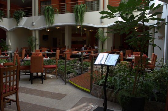 XIMA Cusco Hotel: Comedor