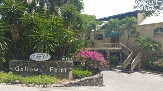 Gallows Point Resort: This hotel was awesome!