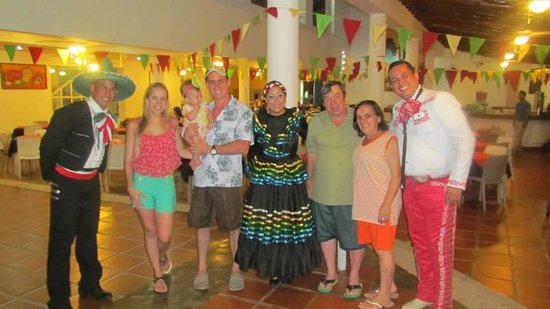 LD Palm Beach: cena Mexicana