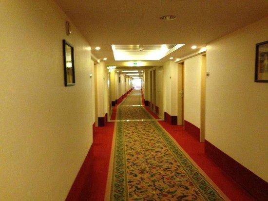 Imperial Riding School Renaissance Vienna Hotel : Pasillo del 2 piso