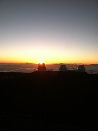 Mauna Kea Summit Adventures: One of the best sunsets ever