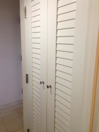 Hilton Orlando Buena Vista Palace Disney Springs: Closet doors