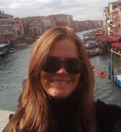Rialtobrücke: A selfie on the rialto