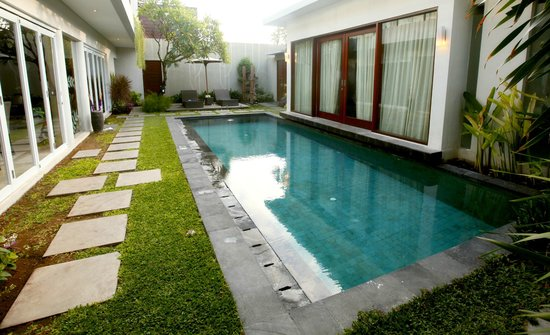 Amadea Resort & Villas : Pvt Villa Pool