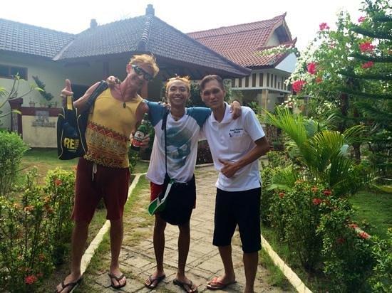 تروبيكال هايداويز ريزورت: with Adi and Oldin at Tropical Hideaways