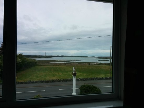 Anchorage Hotel: View from room 5