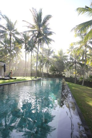 Kelapa Retreat and Spa: Private swimming pool