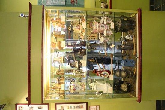 Erico - Creative Chocolate Shop and Chocolate Museum : Vitrina
