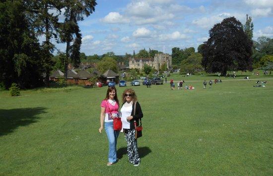 Hever Castle & Gardens: Ingreso