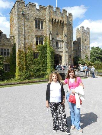 Hever Castle & Gardens: El castillo