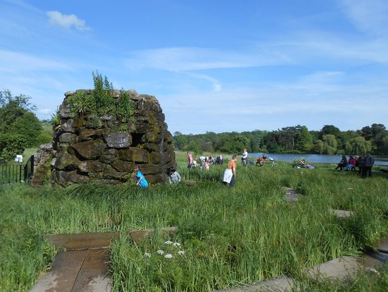 Hever Castle & Gardens: Laberinto acuático
