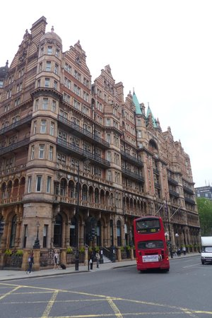 The Principal London : Hotel Russell - lovely facade (2)