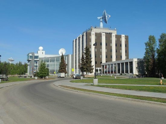 University of Alaska Fairbanks: NW Campus