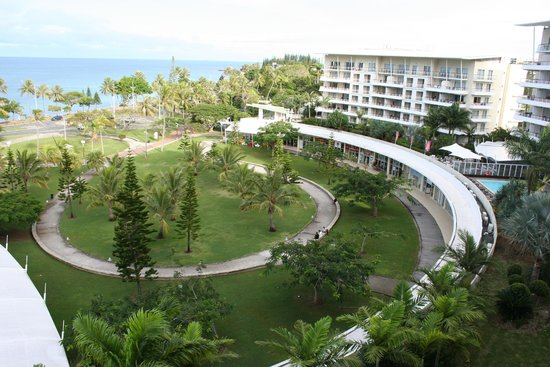 Hilton Noumea La Promenade Residences : View from the 6th floor