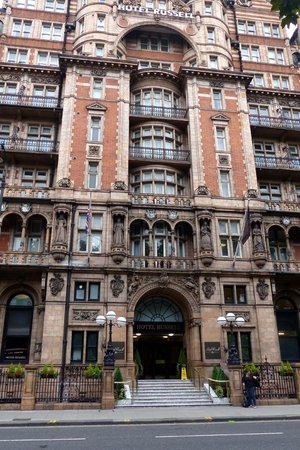 The Principal London : Hotel Russell - lovely facade (3)