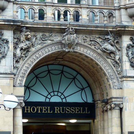 The Principal London: Hotel Russell entrance