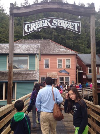 Creek Street