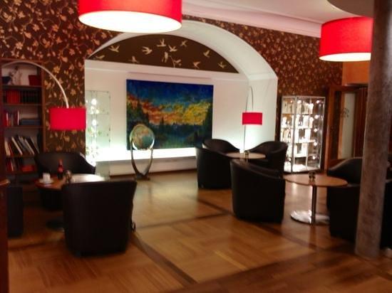 Hotel Mueller : reception