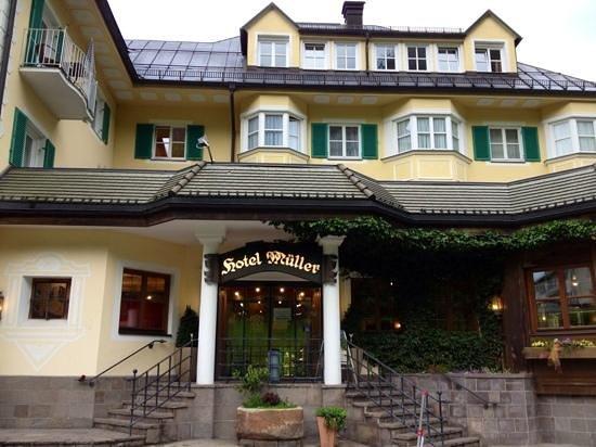 Hotel Mueller : lovely hotel