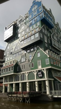 Inntel Hotels Amsterdam Zaandam : Vista geral do Hotel