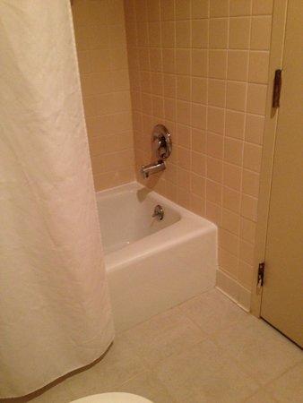 City Center Inn : Bathroom