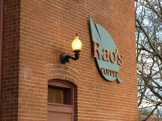 ‪‪Rao's Coffee‬: We'll keep the light coffee on for you‬