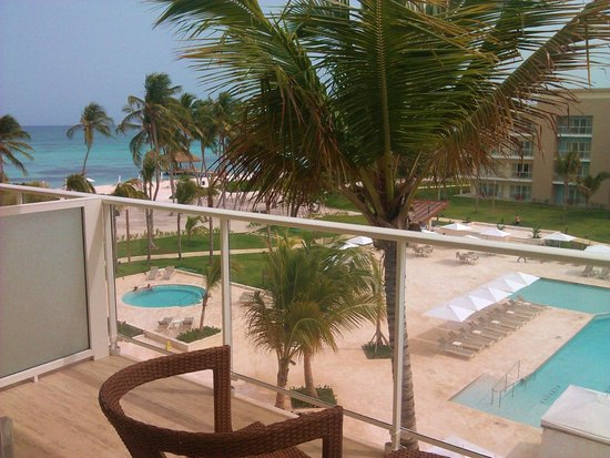 The Westin Puntacana Resort & Club: view from room