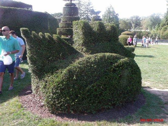 Longwood Gardens: Hen