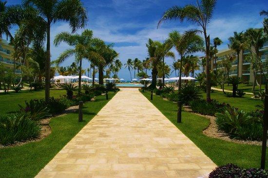 The Westin Puntacana Resort & Club: view from lobby