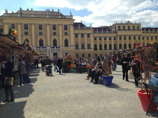 Schloss Schönbrunn: Feria