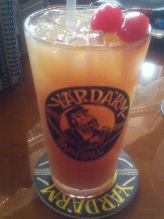 Yardarm Bar & Grill: Signature Beverages